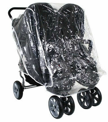 Valco Baby Universal Side by Side Raincover