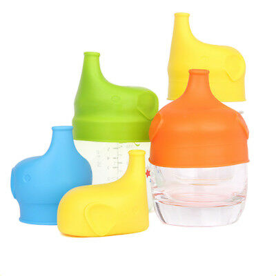 Baby Kids Silicone Sippy Lid Cup Cover Leak Proof Available in 3 Colours! Summer
