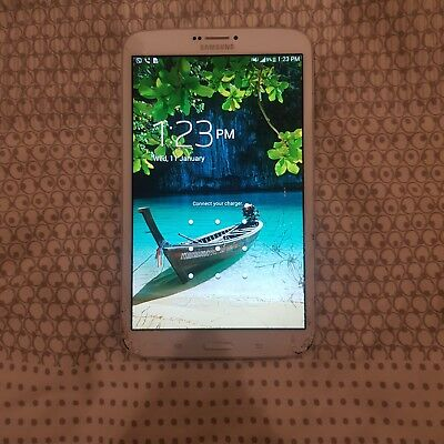 Samsung Galaxy Tab 3 Tablet CE0168 sold for parts only - Locked