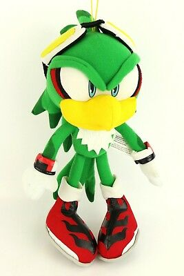 Sonic The Hedgehog Jet The Hawk 12 Plush Doll Toy Play By Great Eastern Bird 92 62 Picclick Ca