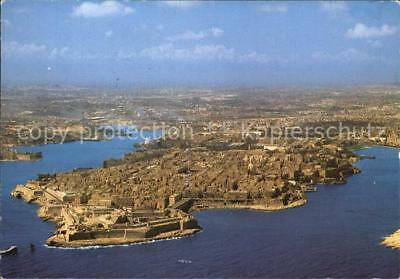72403295 Valletta Capital City aerial view