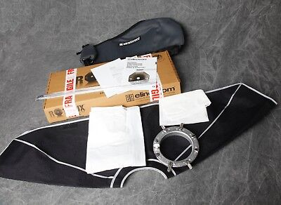 BOXED 100cm x 35cm ROTALUX SOFT-BOX WITH ELINCHROM SPEED RING IN MINT CONDITION