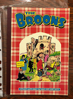 The Broons 1985 Annual - nice copy