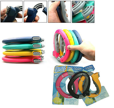 Baby Push Chair Shopping Carrier Bag Holder Handle Grips Clips Hook Seat Car