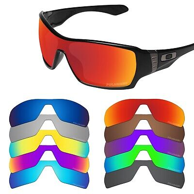 Tintart Polarized Seawater Resistant Replacement Lenses for-Oakley Offshoot
