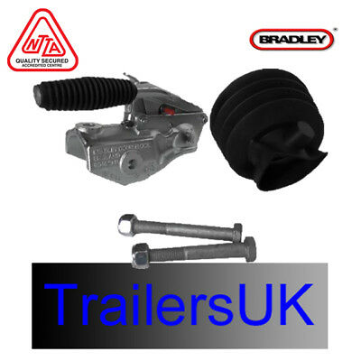 Bradley Doublelock 50mm Head for HU12 Couplings - 3500kg (KIT 2030)