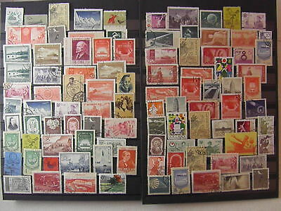 CHINA Lenin Army  Beijing Peace Dove Meteo Toys etc...99 Old Stamps SEE PHOTO