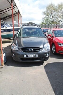 Kia Carens LS 2.0 CRDI 7 Seats For Spares Or Repairs Engine Seized Non Runner !!