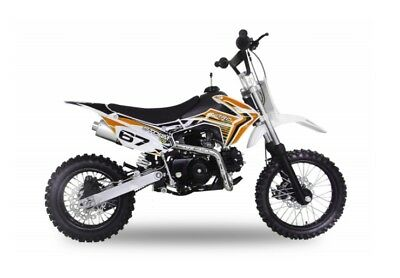 "110cc Dirtbike Storm 14/12"" V2 Automatic  E-Start with New Design cross dirtbike"