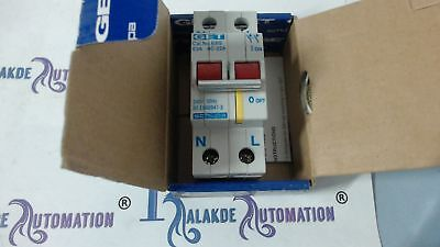 Get Schupa Ac22A 631S 63A Amp Main Switch. Bs 60947-3 (Nss) New In Box.
