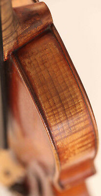 alte geige labeled ROCCA 1842 violon old italian violin cello viola 小提琴 ヴァイオリン