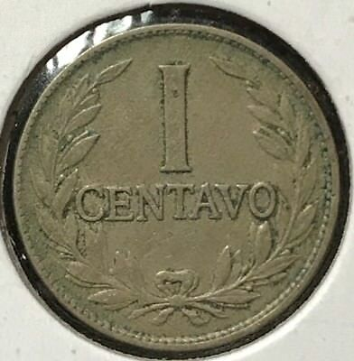 1921 CENTAVOS - COLOMBIA -Lot#A136