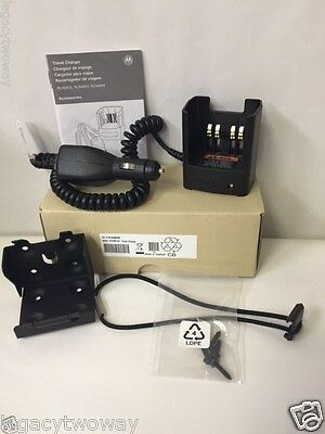 Motorola XTS, MT, HT Travel Charger RLN4884B NEW