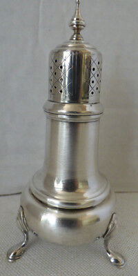 FRANK M WHITING Sterling Silver Reproduction salt shaker  George II 808