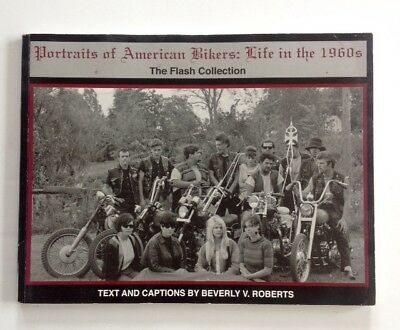 VINTGE MOTORCYCLE CLUB 1%er BOOK OUTLAWS COUNTER CULTURE