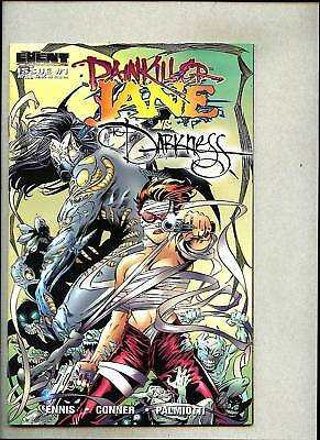 Painkiller Jane Vs The Darkness #1-1997 nm- Conner cover