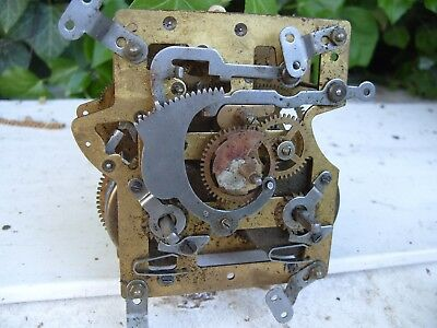 Clock Parts Striking   Movement   Spares Repair