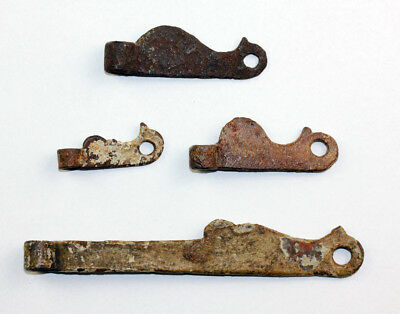 *sc*nice Lot Of European Rennassance Gothis Iron Brackets!