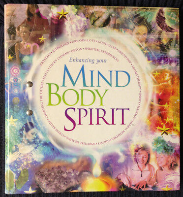 Enhancing your MIND BODY SPIRIT - 3 Ring Binder - Sections 1-26 - Posters