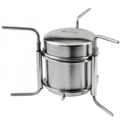 Foldable Outdoor Alcohol Stove Portable Camping Barbecue Oven Picnic Stove