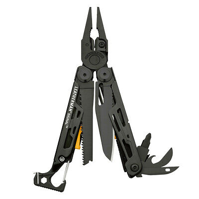 Leatherman Signal Black - Nylon Sheath - Box