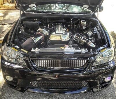 2003 Lexus IS IS300 2003 TURBO LEXUS IS300 6-SPEED GETRAG WELL BUILT 1 OF ONE FORGED WHEELS 1010WHP