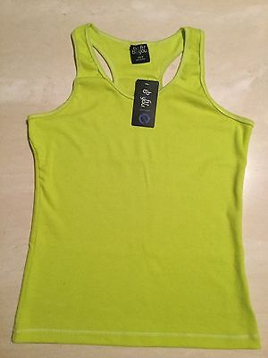 Ladies Active Be Fit Be You Racer Back Tank Size M - New and Unused with tag