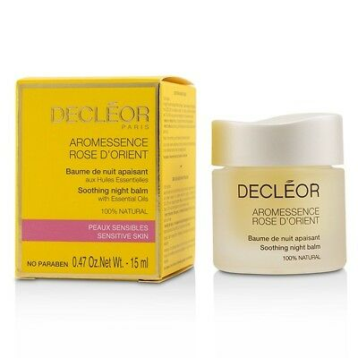 Decleor Aromessence Rose D'Orient Soothing Night Balm - Sensitive Skin 15ml