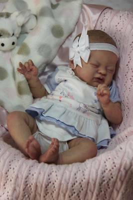 Reborn Doll Kit Lil Treasure Non Gender Tummy & Body By Laura Lee Eagles 191/800