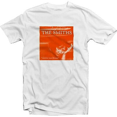 The Smiths T Shirt Louder Than Bombs Morrissey Rock Tee