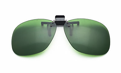 c01358a370e BoroView Shade  3 - Glass Working Spectacles in Plastic Clip on Flip up  Lenses
