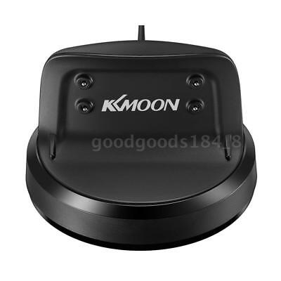 KKMOON Cradle Dock Charger + Micro USB for Samsung Gear Fit 2 SM-R360 Watch B2H8
