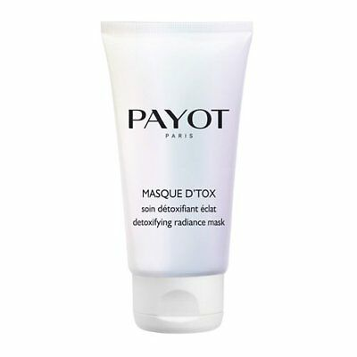 Payot Les Demaquillantes Masque D'Tox Detoxifying Radiance Mask 50ml #tw