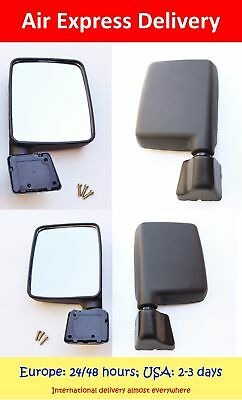 Suzuki Samurai Santana Mirror external outer left+right LH+RH - Original Design