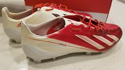 df1bc9097 Adidas Men's F50 Adizero (Syn) Trx Fg Soccer Cleats Size: 9.5 Barely Used