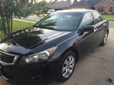 2008 Honda Accord Exl leather 2008 Honda Accord EXL v6 Auto 4dr 146k Sunroof Leather etc Very Nice Must Sell