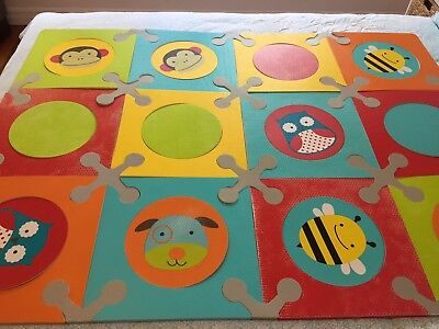 Skip Hop Play Mat - Great Condition