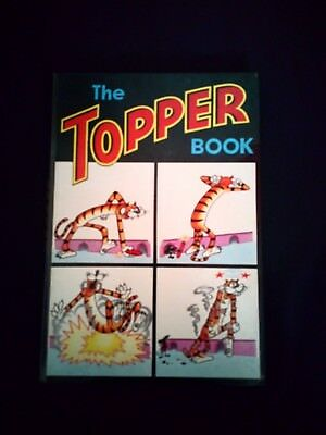 The Topper Annual 1966 Vintage U.K Comic Hardback Near Mint