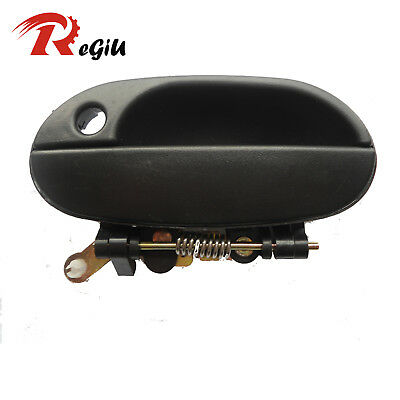 Fit Hyundai Accent Outside Exterior Driver Side Front Left FL Door Handle 95-99