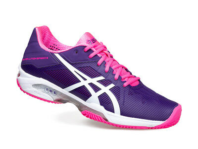 Asics Gel-Solution Speed 3 Clay E651N-3301 Fittnessschuhe