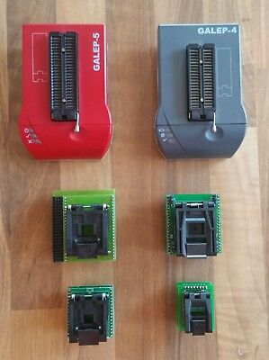 Universal Programmer Conitec Galep5 + Galep4 + Zubehör Made in Germany !!!
