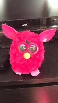 Pink Furby - FULLY WORKING - Classic Toy
