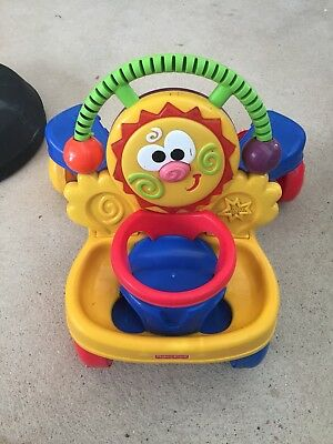 Fisher Price Stride To Ride Baby Walker