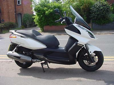 Kymco Downtown 300i Maxi-scooter