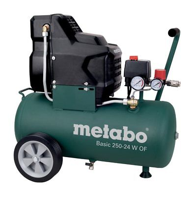Metabo Basic 250-24 W OF Kompressor - 601532000