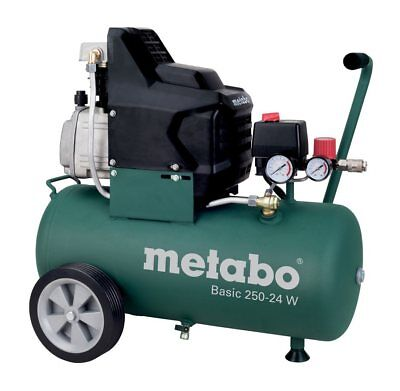 Metabo Basic 250-24 W Kompressor - 601533000