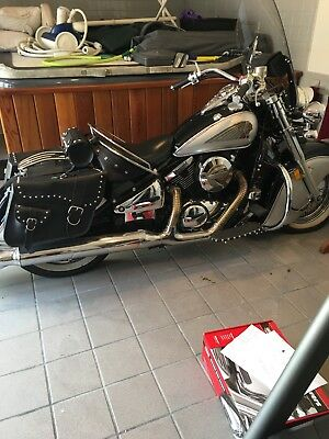 2006 Custom Built Motorcycles Other  2006 Kawasaki Vulcan VN800 Modified Drifter Motorcycle with Indian Parts