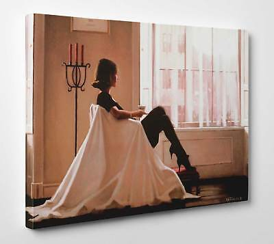 Quadro Outlet - Vettriano in Thoughts of You - Stampa su Tela effetto Dipinto