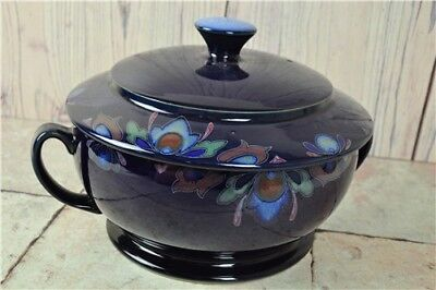 Denby Baroque Casserole Pot And Lid | Good Condition
