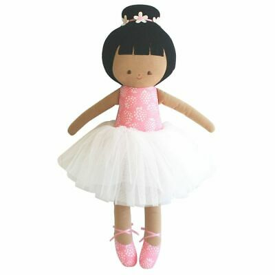 "Strawberry Pink Alimrose Ballerina Doll 20""/50cm"
